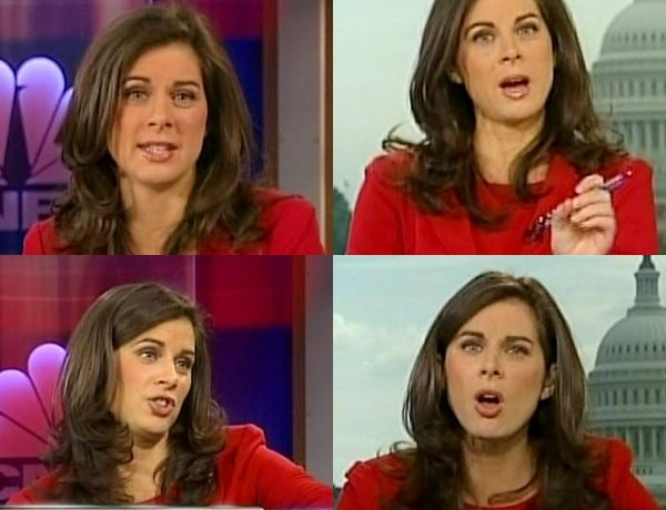 Erin Burnett hot pics
