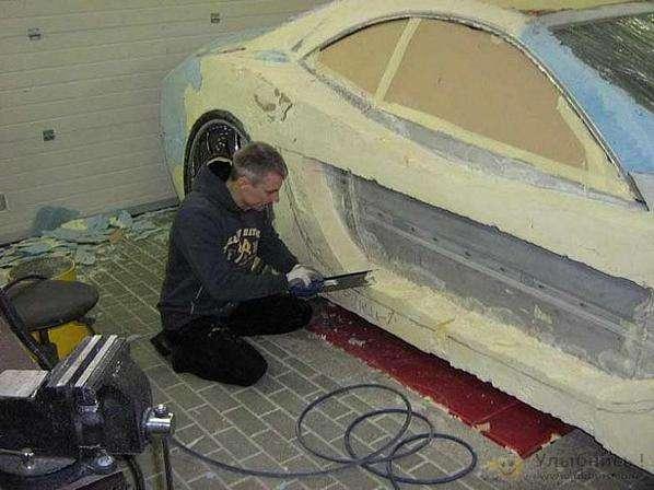 13463 - Como restaurar un coche viejo