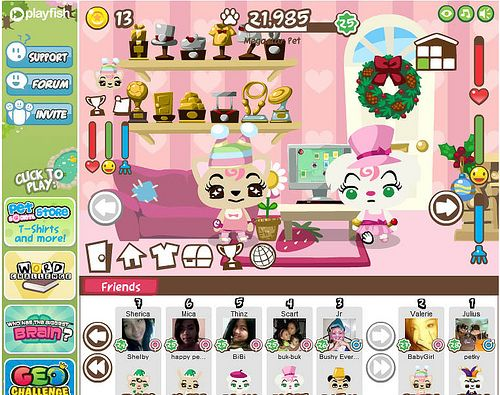 petsociety2785837 Pet Society   Facebook Game