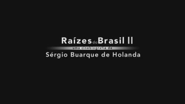 bscap0000rg0 Nelson Pereira dos Santos   Raízes do Brasil: Uma Cinebiografia de Sérgio Buarque de Holanda AKA The Roots of Brazil (2003)