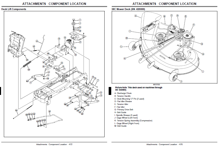 Wiring Diagram For John Deere X304 : Wiring diagram for john deere